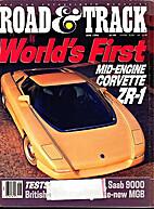 Road & Track 1990-06 (June 1990) Vol. 41 No.…