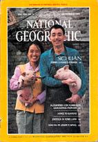 National Geographic Magazine 1985 v168 #3…