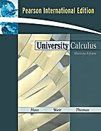 University Calculus: Alternate Edition by…