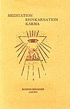 Meditation Reinkarnation Karma