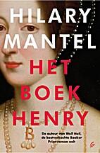 Het boek Henry by Hilary Mantel
