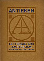 Antieken - Letterproef