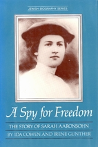 A spy for freedom : the story of Sarah…
