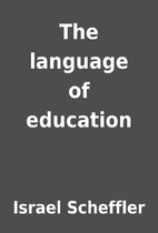 The language of education by Israel…