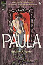 Paula by Don Kingery