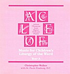 Music for children's liturgy of the word…