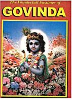 The Wonderful Pastimes of Govinda: Coloring…