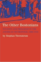 The Other Bostonians: Poverty and Progress…
