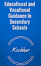 Educational and Vocational Guidance in…