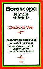 Horoscope simple et facile by Veer Olenka de