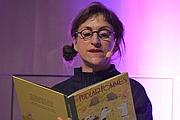 Author photo. Pija Lindenbaum