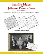 Family Maps of Jefferson County, Iowa by…