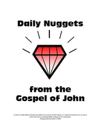 Daily Nuggets from the Gospel of John by…
