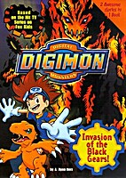 Invasion of the Black Gears! (Digimon) by A.…