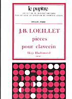 Pièces pour clavecin by John…