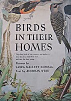 Birds In Their Homes by Addison Webb
