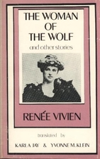 The Woman of the Wolf and Other Stories by…