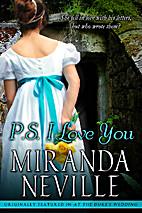 P.S. I Love You (Regency Romance Novella) by…