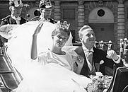 Author photo. Wedding of Princess Birgitta of Sweden and Prince Johann Georg of Hohenzollern, Wikipedia