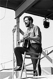 Author photo. 1963, Newport Folk Festival