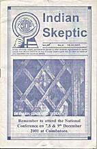 Indian Skeptic Vol. 14 No. 6, 15-10-2001…