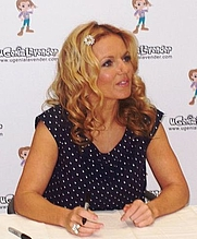 Author photo. Geri Halliwell, Wikipedia (OrsolyaVirág from HuWiki)