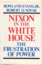 Nixon in the White House: the frustration of…