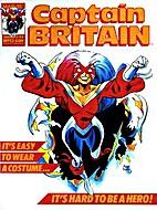 Captain Britain 13 by Alan Davis