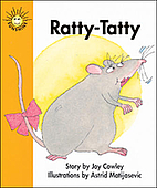Ratty-Tatty Sunshine Fiction, Level 1, Set H…