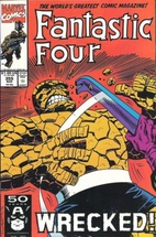 Fantastic Four [1961] #355 - Rage by Danny…
