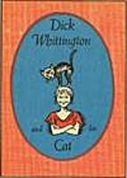 Dick Whittington and his Cat by Fritz…