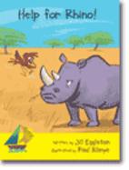 Help for Rhino by Jill Eggleton