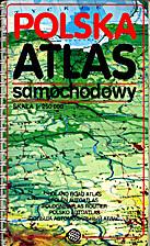 Polska atlas samochodowy = Poland road atlas…