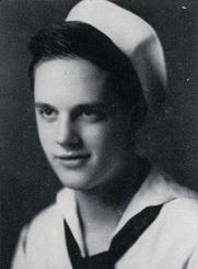 Author photo. Seaman Stephen Bower Young