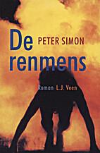 De renmens misdaadroman by Peter Simon