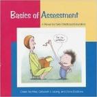 Basics of Assessment: A Primer for Early…