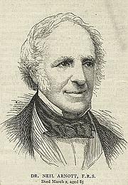 Author photo. Neil Arnott. Wikimedia Commons.