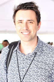 """Author photo. Author Jarrett J. Krosoczka at the 2018 Texas Book Festival in Austin, Texas, United States. By Larry D. Moore, CC BY-SA 4.0, <a href=""""https://commons.wikimedia.org/w/index.php?curid=74264766"""" rel=""""nofollow"""" target=""""_top"""">https://commons.wikimedia.org/w/index.php?curid=74264766</a>"""