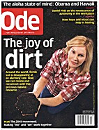 Ode Magazine: For Intelligent Optimists by…
