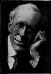 Author photo. Leanord Gaston Broughton. Portrait on page 45 of Baptist biography (1917)