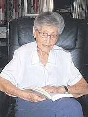 Author photo. Ruth Elias