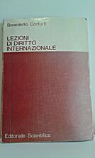 Lezioni di diritto internazionale by…