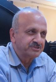 Author photo. Sartaj Sahni [credit: Wikipedia Commons user Jpbowen]