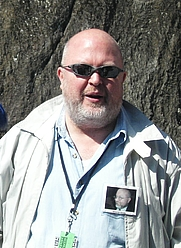 Author photo. Phil Hibbs (Source: Wikipedia)