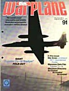 Warplane Volume 8 Issue 91 by Stan Morse