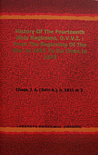 History of the Fourteenth Ohio regiment,…