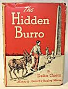 The Hidden Burro by Delia Goetz