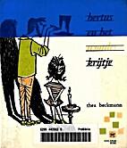 Bertus en het wonderkrijtje by Thea Beckman
