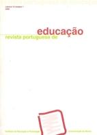 Revista Portuguesa de Educação Volume 13…