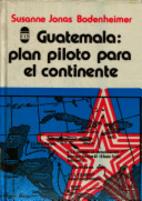 Guatemala: Plan piloto para el continente by…